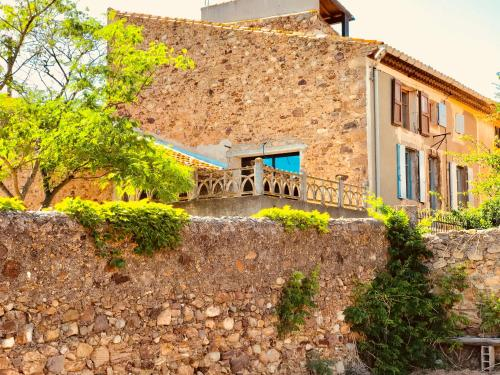le gîte du Bourrelier : Guest accommodation near Thézan-des-Corbières