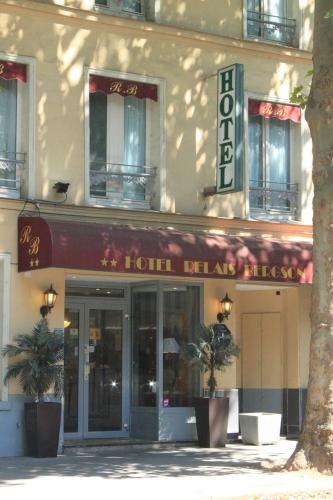 Relais Bergson : Hotel near Paris 19e Arrondissement