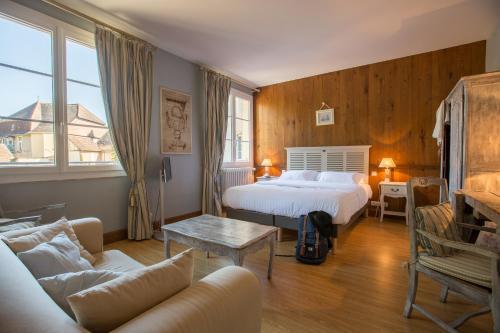 Hôtel Le Beaulieu : Hotel near Estal