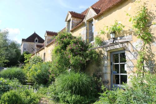 Le bourgis : Bed and Breakfast near Saint-Maurice-sur-Huisne