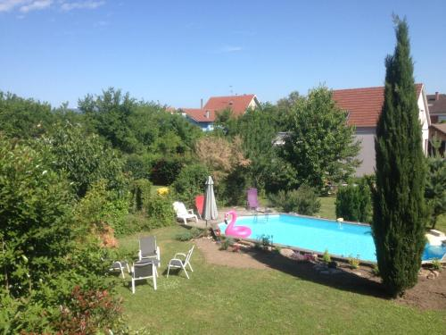 Gite des 3 cigognes : Guest accommodation near Horbourg-Wihr
