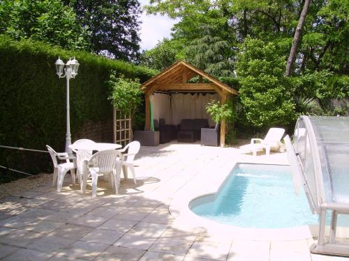 La Plaine de Baillard : Guest accommodation near Sergeac