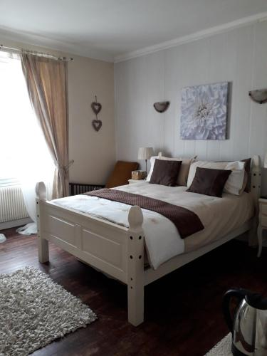 7 Bed & Breakfast : Guest accommodation near Saint-Julien-le-Vendômois
