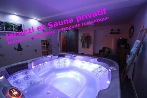 Gite Spa et Sauna en Centre Alsace : Guest accommodation near Thanvillé