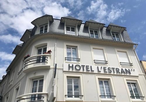 Hôtel L'Estran : Hotel near Bonneville-sur-Touques