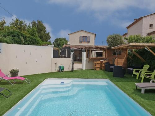 Villa Ischka : Guest accommodation near Beaucaire