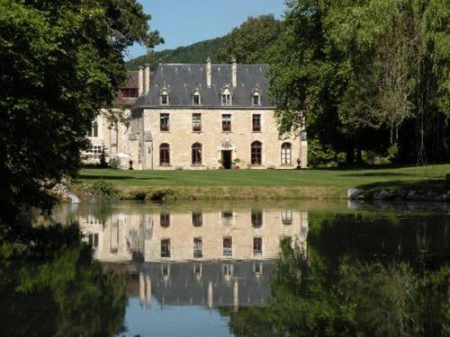 Abbaye de la Bussière : Hotel near Gergueil