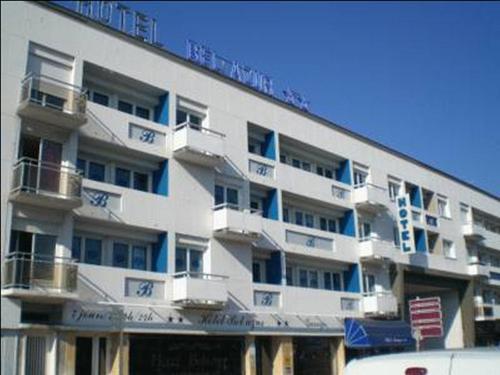 Hôtel Belazur : Hotel near Coquelles