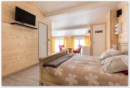 Duplex – Confort & Charme : Apartment near Béziers