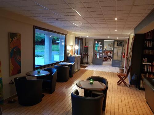 Le Brunet : Hotel near Pierrefort