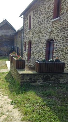 La lavandiere : Guest accommodation near Jublains