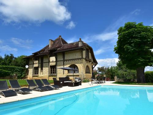 Maison De Vacances - Belves 3 : Guest accommodation near Saint-Pardoux-et-Vielvic
