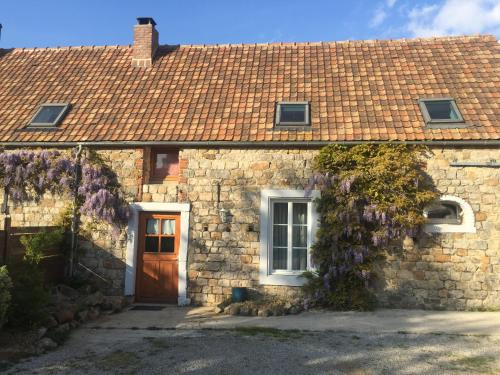 Les Collines Du Breuil : Guest accommodation near Bournonville