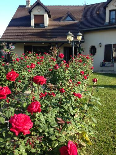 Instant Présent en Champagne : Bed and Breakfast near Brugny-Vaudancourt
