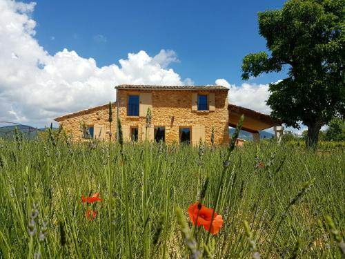 le bastidon : Guest accommodation near Rustrel