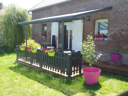Le Havre de Samara : Guest accommodation near Bertincourt