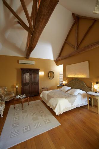 La Maison d'Olivier Leflaive : Hotel near Aubigny-la-Ronce