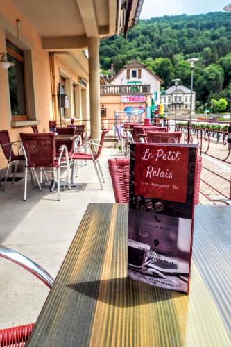 Le Petit Relais : Hotel near Goux-lès-Dambelin