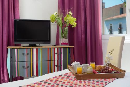 La Frégate : Hotel near Collioure