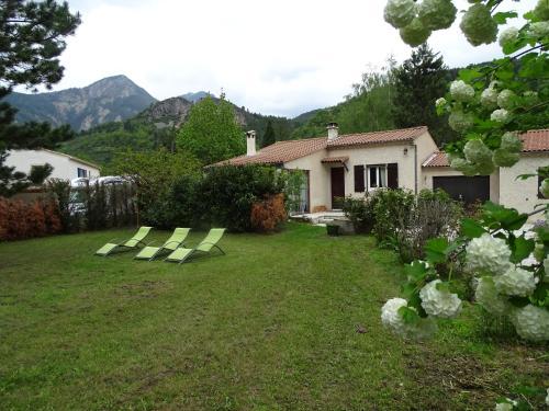 Au fil du Verdon : Guest accommodation near La Garde