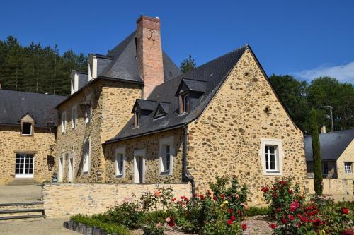 La Francoisiere : Bed and Breakfast near Aviré