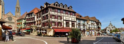 Hôtel De La Cloche : Hotel near Bischoffsheim