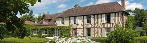 La Douce Folie : Bed and Breakfast near Notre-Dame-d'Estrées