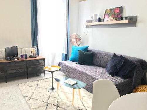 Appartement Les Jardins De La Fontaine : Apartment near Nîmes