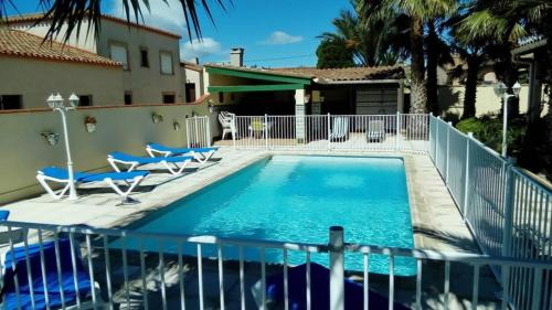 Holiday home Bis rue St Michel : Guest accommodation near Espira-de-l'Agly