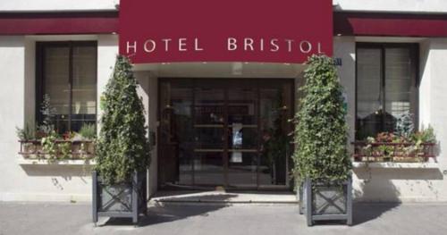 Le Bristol : Hotel near Cauvicourt