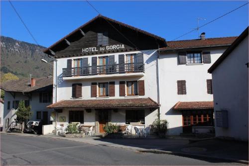 Le Sorgia : Hotel near Clarafond-Arcine