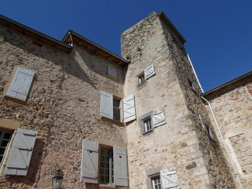 Domaine Le Baron : Bed and Breakfast near Moriat