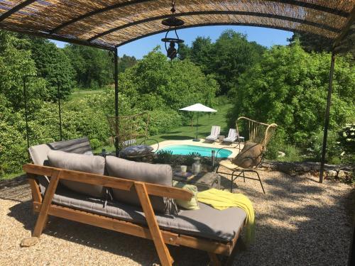 Le Frêne à La Maure : Guest accommodation near Saint-Félix-de-Villadeix
