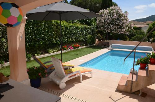 Studio Hirondelle : Guest accommodation near Roquebrune-sur-Argens