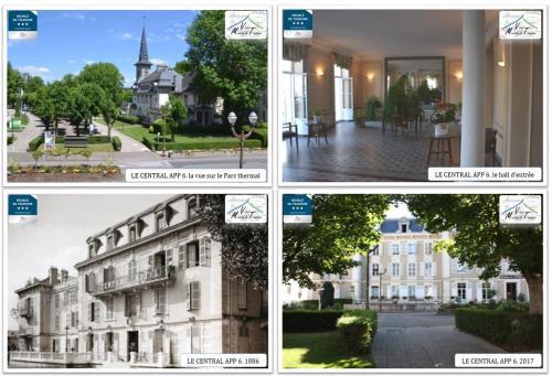 Meubles Tourisme Beddelem : Apartment near Germainvilliers