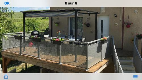 Gite Du Clos Pommier : Guest accommodation near Vert-Toulon