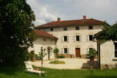 Le Clos Des Rêves : Bed and Breakfast near Saint-Didier-sur-Chalaronne
