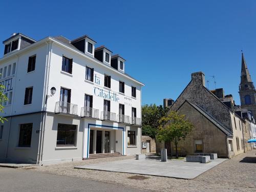Hotel De La Citadelle : Hotel near Locmiquélic