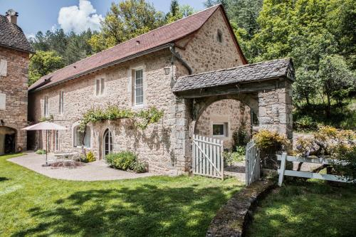Fonclause ***** : Guest accommodation near Morlhon-le-Haut