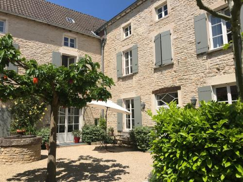 Le Relais de Scisse : Guest accommodation near La Chapelle-sous-Brancion