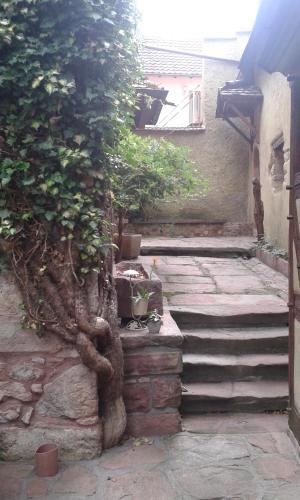 Les Apparts du Gewur'z : Apartment near Saint-Hippolyte