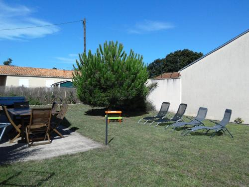 Holiday home Impasse du moulin de la plage : Guest accommodation near Hiers-Brouage