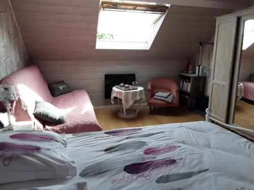 La Filature : Guest accommodation near Houdilcourt