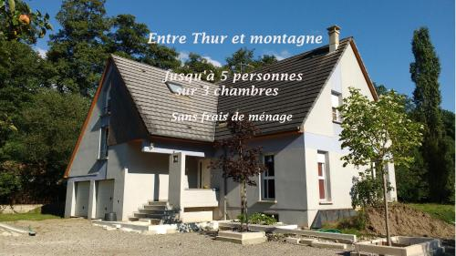 Entre Thur et montagne : Bed and Breakfast near Rammersmatt