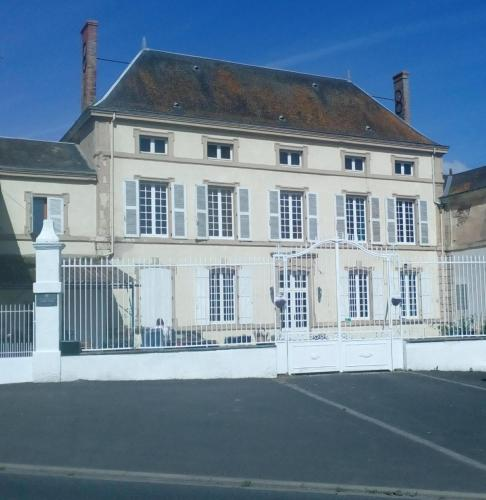 L'ancienne École : Bed and Breakfast near Adilly