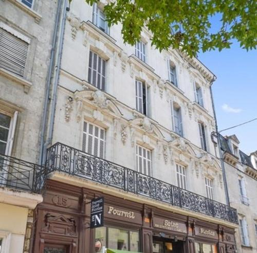 Apartment Place de la Bilange : Apartment near Les Ulmes