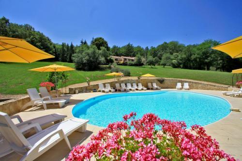 Font Neuve : Guest accommodation near Cazoulès