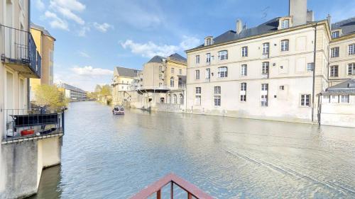 Comme à Venise au coeur de Metz Opéra : Apartment near Saint-Julien-lès-Metz