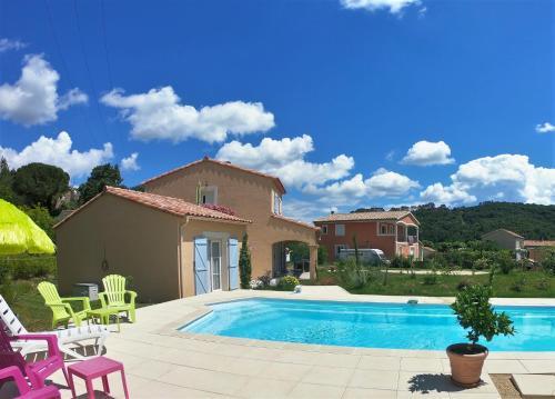 Gite ARCADIA : Apartment near Saint-Ambroix