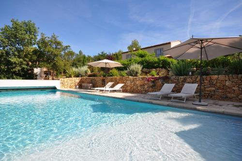 Sieste en Provence B&B : Bed and Breakfast near Cotignac